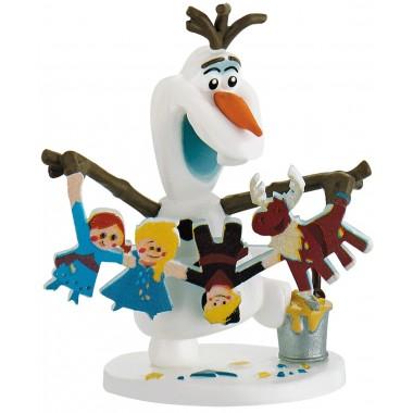Olaf Frozen - Olafs Adventures -  Bullyland