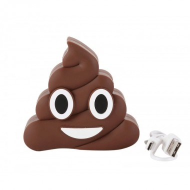 POWER BANK Emoji / Smile CoCo - 1200 MHA