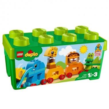 LEGO Duplo - A minha primeira caixa - Meus primeiros animais