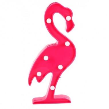 Luz LED - Flamingo