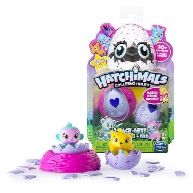 Hatchimals - Pack 2 Figuras
