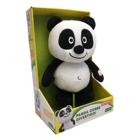 Panda - Peluche CORRE DIVERTIDO