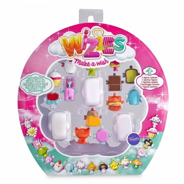 Wizies - Pack 16 Figuras