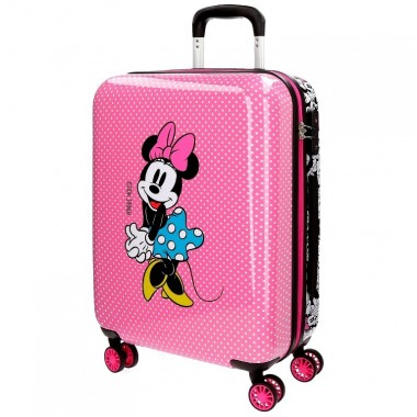 Trolley Abs Minnie Mouse - 55 cm
