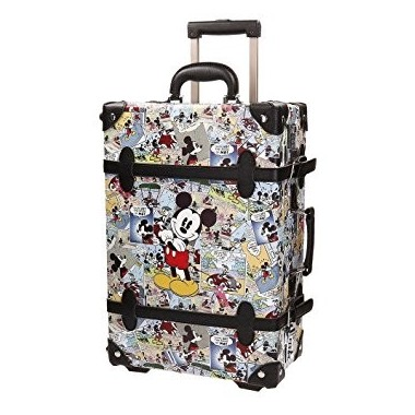 Trolley ABS Mickey Mouse Film - 55 cm
