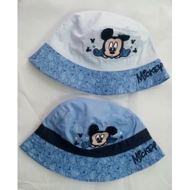Chapéu / Panamá bebé Mickey