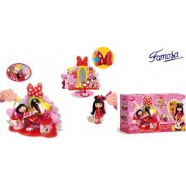 I Love Minnie - Salão Cabeleireiro