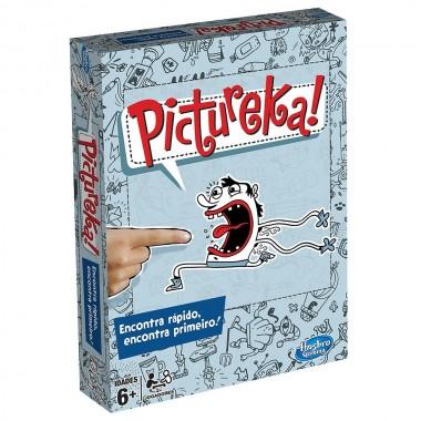 Jogo Pictureka - Hasbro