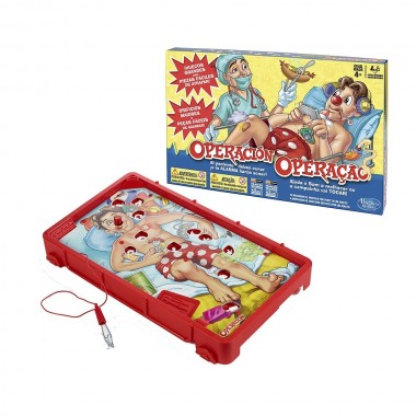 Jogo Operação - Hasbro