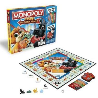 Monopoly Júnior Banca Eletrónica - Hasbro