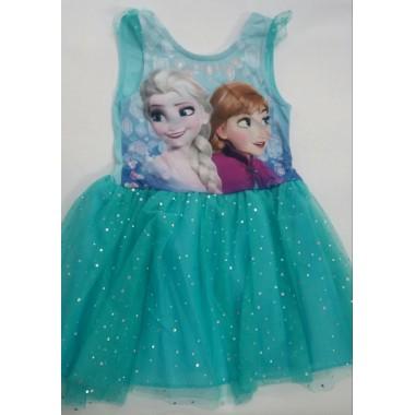 Vestido - Frozen