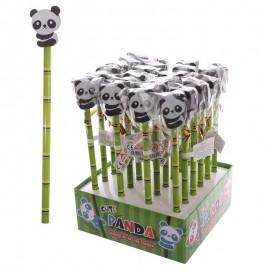 Lápis Panda com Borracha