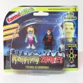 Famoclick Monsters vs. Zombies