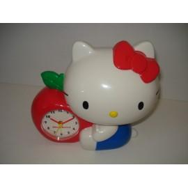 Relógio/Despertador  Hello Kitty