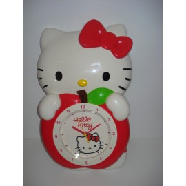 Relógio com pendulo da Hello Kitty