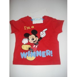 T-shirt Mickey - Bebé