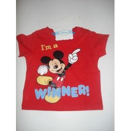 T-shirt Mickey - Bebé