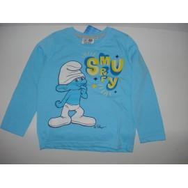 Camisola /Sweat Smurfs