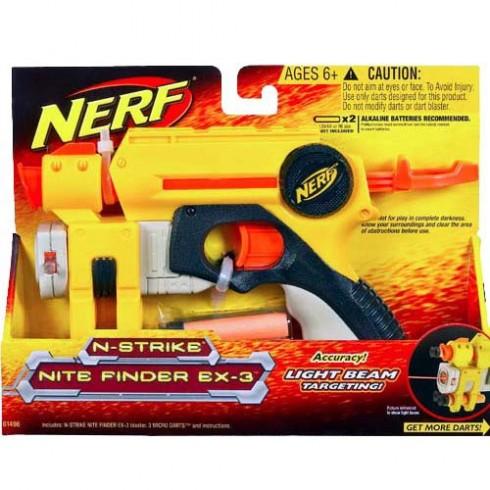 Nerf Nite Finder EX-3