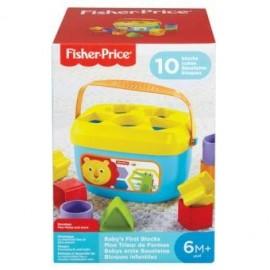 Balde Primeiras Formas - Fisher Price