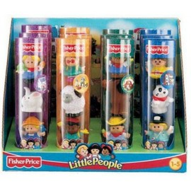 Tubos sortidos Little People - Fisher Price