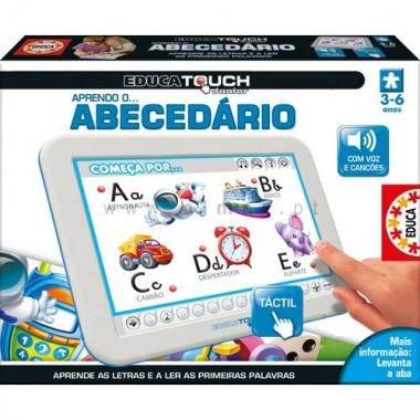 Aprendo o abecedário - Educa Touch