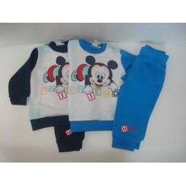 Pijama  Mickey - 30 meses