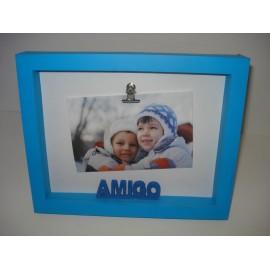 """Moldura/Porta-Fotos """"AMIGO"""""""