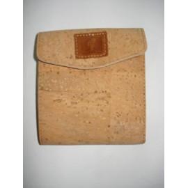 Porta-Documentos/Moedas cortiça