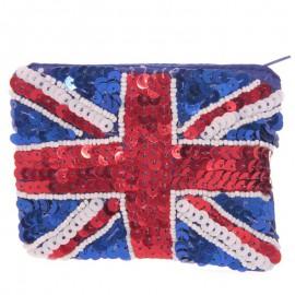 Bolsa porta moedas Bandeira