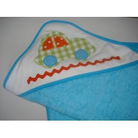 Toalha de banho turca de bebé