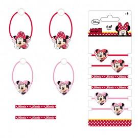 Conjunto de puchinhos  Minnie Mouse