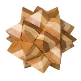 Puzzle de Bambu