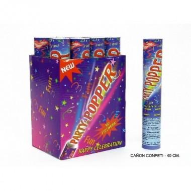 Tubo/Canhão de confettis