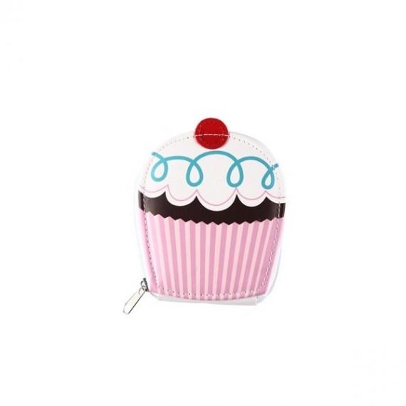 Estojo de Manicure - Cupcake