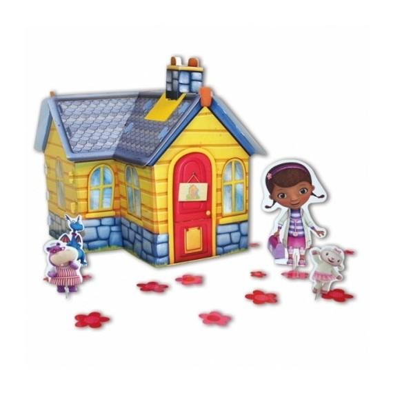Centro de Mesa - Doutora Brinquedos