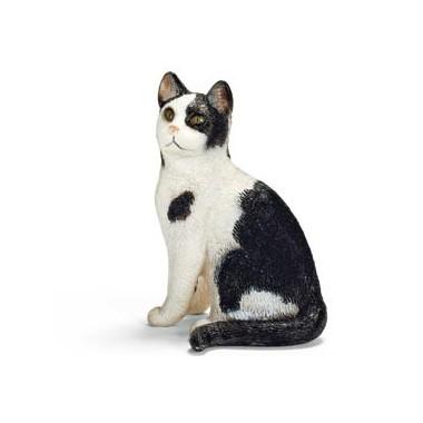 Gato Sentado  - Schleich
