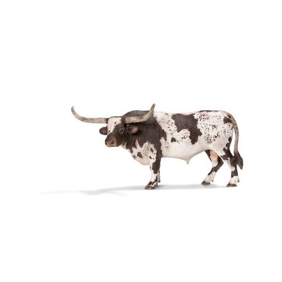 Touro Longhorn do Texas- Schleich