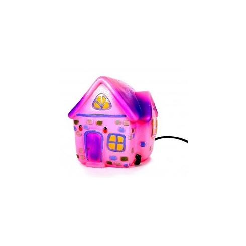 Candeeiro Fibra Vidro Casa