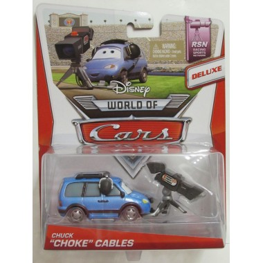 Cars - Chuck O cameraman