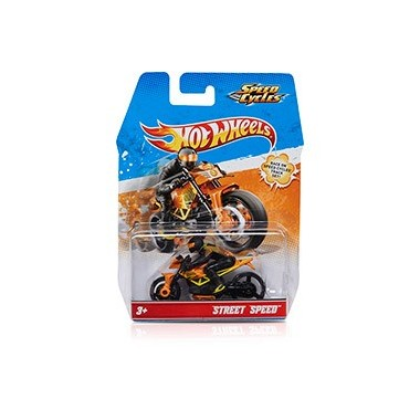 Hot Wheels - Street Speed