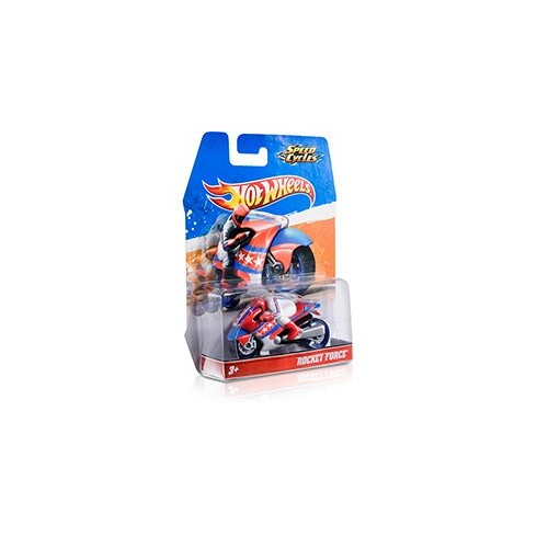 Hot Wheels - Rocket Force