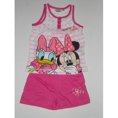 Pijama Minnie e Daisy