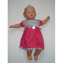 Boneco Careca Chorão - 64 cm