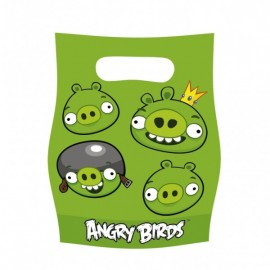 ANGRY BIRDS SACOS