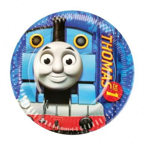 Pratos Thomas & Friends