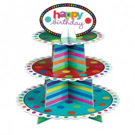 EXPOSITOR / Cake Stand CUPCAKE