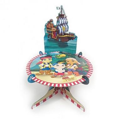 Base para bolo - Jake e os Piratas