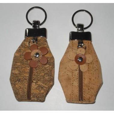 Porta-Moedas/Porta-Chaves - Cortiça