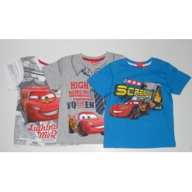 T-Shirt - Faísca Mcqueen